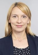 Picture of case Manager Ekaterina Kuehn
