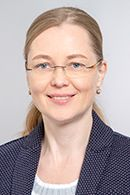 Picture of case manager Olga Huhn