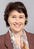 Picture of the case manager Stanislava Lamiri