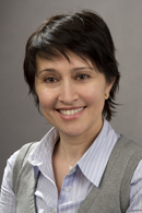 Picture of the case manager Stanislava Lamiri.