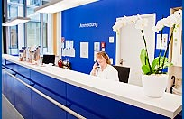 The University Medical Center Hamburg-Eppendorf offers extensive services.